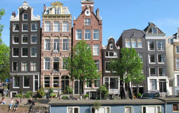Walking tours in Amsterdam