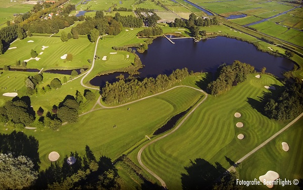Golf in the polder